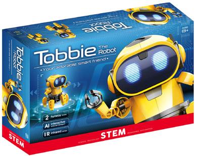 Тоби роботът кутия