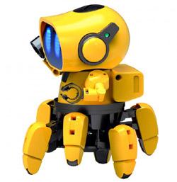 Тоби роботът